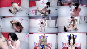 Loser is fucked like a little bitch - Evolved Fights – Amilia Onyx and  Ruckus are sexy wrestlers